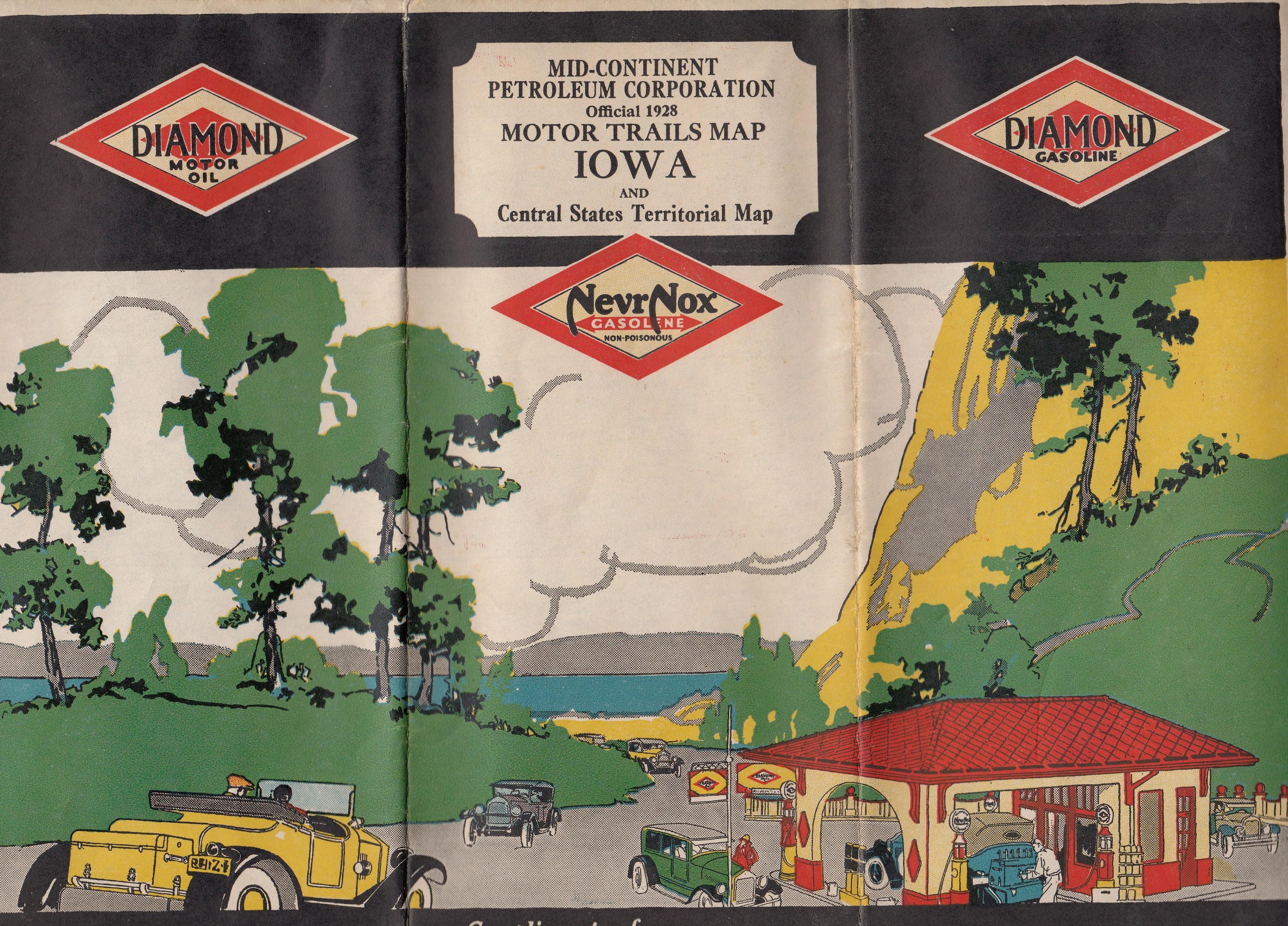 Road Map Collectors Association Road Map Collectors Association - Early us road maps
