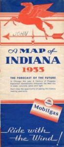 Mobilgas 1933 Issue
