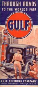 Gulf 1933 issue
