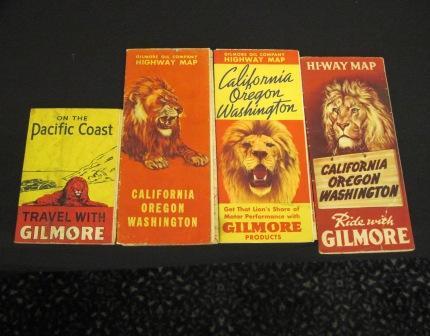 4 Gilmore maps