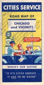 Cities Service 1933 Issue