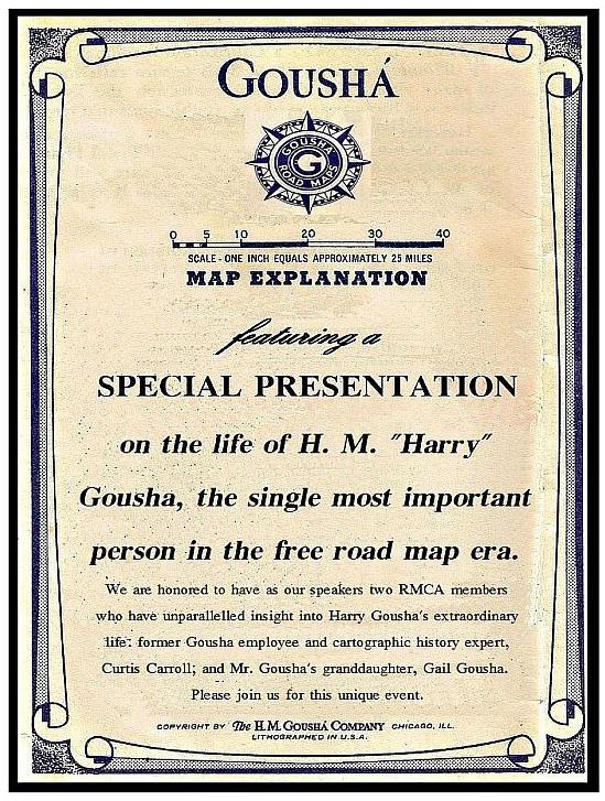 Gousha Presentation flyer