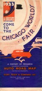 Curt Teich Postcard manufacturer based in Chicago