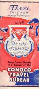 Conoco 1933 Issue