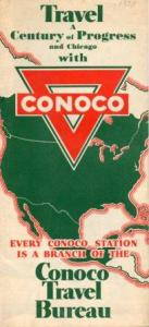 Conoco 1934 Issue