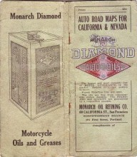 Monarch Diamond 1911 road map
