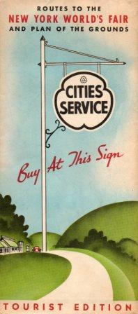 Cities Service 1939 Issue