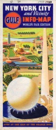 Gulf 1939 Issue