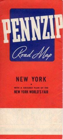 Pennzip 1939 Issue