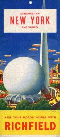 Richfield 1939 Issue