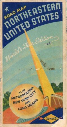 Sunoco 1939 Issue