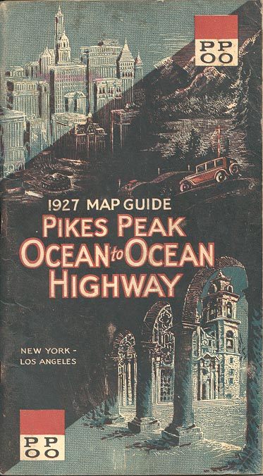 PPOO Highway map cover