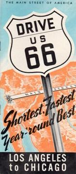 US 66 Brochure