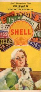 Shell 1933 issue